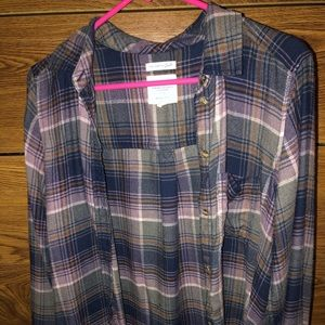 Very comfy and cute American Eagle flannel
